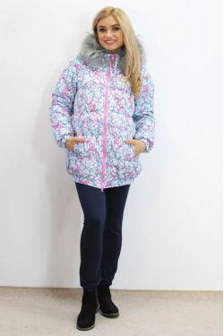 Зимняя куртка для беременных  В-903.2.4