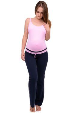 Брюки для беременных Л010-2 розовый
