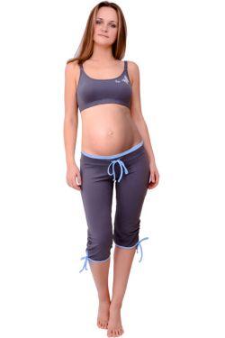 Шорты для беременных Л039-2 шампань