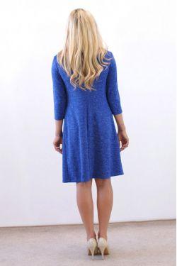 Платье для кормящих мам П-2061 ВМ