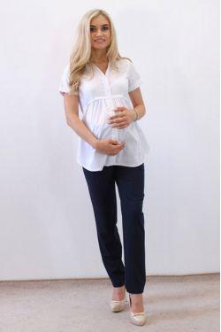 Блузка для беременных У-07.1 Б