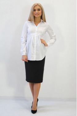 Блузка для беременных У-07М