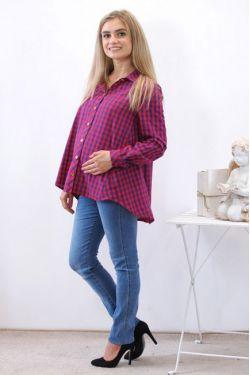 Рубашка для будущих мам Адель У-2016 КС