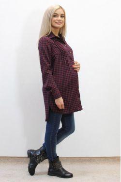 Рубашка для будущих мам Адель У-664.2.3 КК