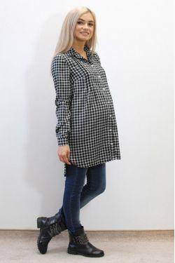 Рубашка для будущих мам Адель У-664.2.4 БК