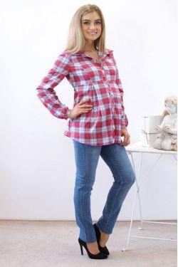 Рубашка для будущих мам Адель У-968.КК