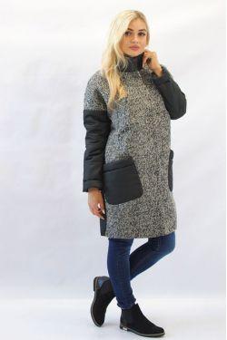 Пальто демисезонное Д-81061.4 СЧ