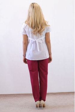 Блузка для беременных Адель У-07.1 Б