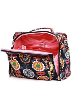 Сумка рюкзак для мамы, для коляски Ju-Ju-Be B.F.F. dancing dahlias