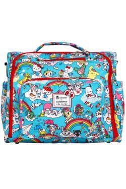 Сумка рюкзак для мамы Ju-Ju-Be B.F.F. Rainbow Dreams