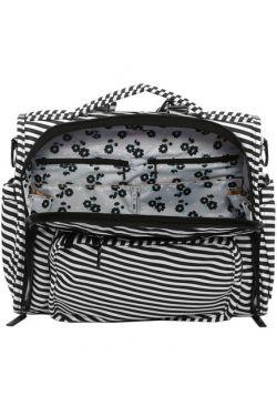 Сумка рюкзак для мамы, для коляски Ju-Ju-Be B.F.F. Onyx Black magic