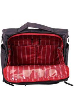Сумка рюкзак для мамы, для коляски Ju-Ju-Be B.F.F. Onyx Black ops