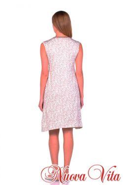 Ночная сорочка с запахом Elegante mamma 208.7