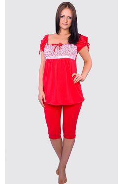 Пижама для беременных и кормящих К019