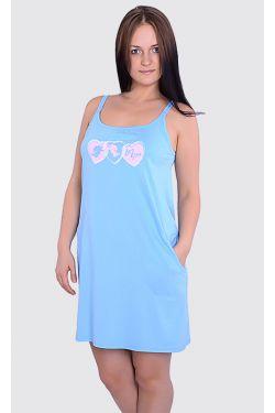 Ночная рубашка для беременных Л008