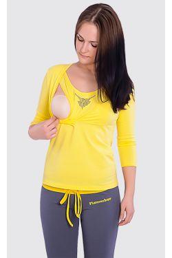 блузка для кормящих