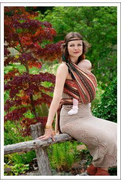 Слинг Ellevill Zara Tricolor Indian