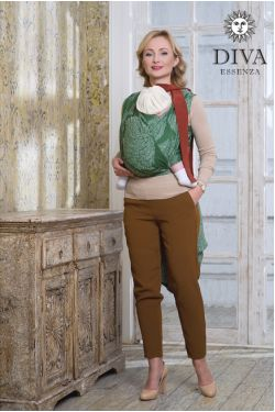 Слинг-шарф Diva Essenza, Pino с бамбуком