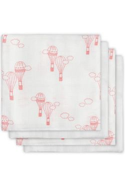 Комплект бамбуковых пеленок для новорожденных Jollein