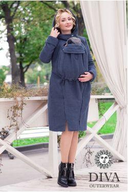 Пальто Diva Outerwear Notte