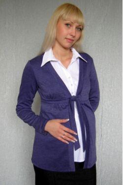 Кардиган для беременных У-247С