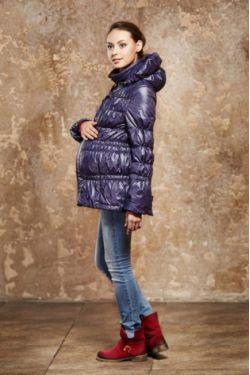 Демисезонная куртка для беременных Анкона
