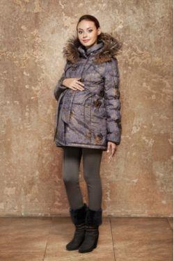 Зимняя куртка для беременных Савона
