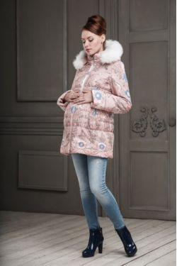 Зимняя куртка для беременных Дороти