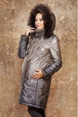 Зимнее пальто для беременных Палермо