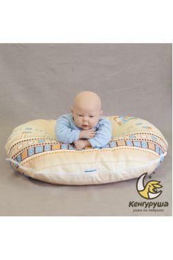 """Подушка для кормления Кенгуруша """"Каникулы-Египет"""""""
