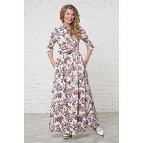 """Платье """"Дезана-2"""" для беременных и кормящих"""