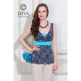 Топ для кормящих и беременных Diva Nursingwear Alba, цвет  Primavera