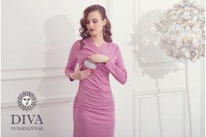 Платье для кормящих Diva Nursingwear Lucia, цвет Antico
