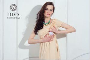 Платье для беременных Diva Nursingwear Dalia, цвет Grano