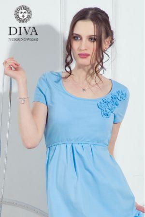 платье Diva Nursingwear Dalia,  цвет Celeste