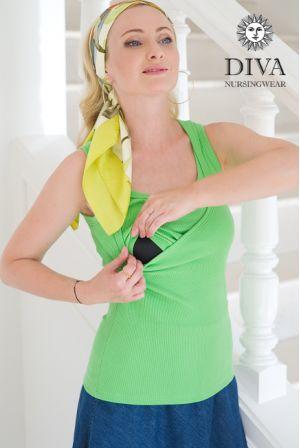 Топ для беременных Diva Nursingwear Eva, цвет Mela