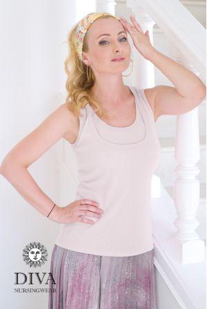 Топ Diva Nursingwear Eva, цвет Bianco