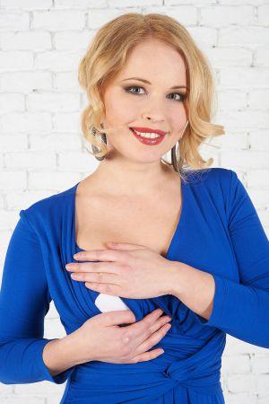 Платье Олбия 2 для кормления