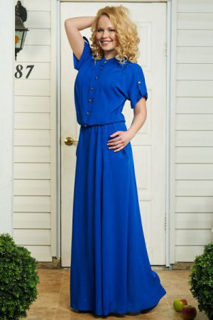 Платье для кормления Модика