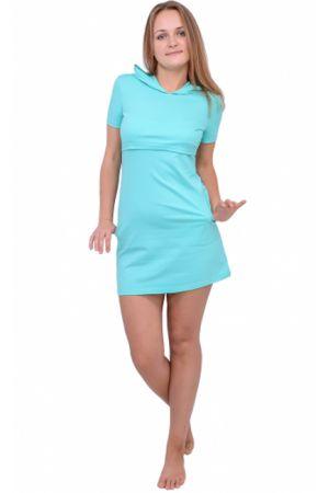 Платье спортивное для кормления