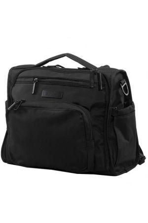 Сумка рюкзак для мамы, для коляски Ju-Ju-Be B.F.F. Onyx Black out