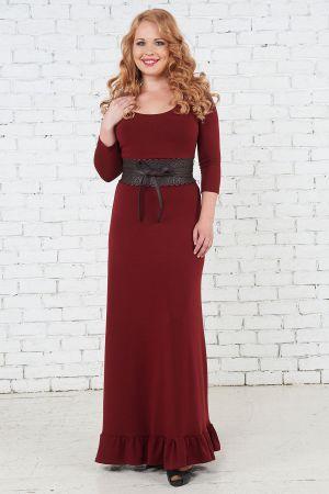 Платье для кормящих мам Баронисси-3