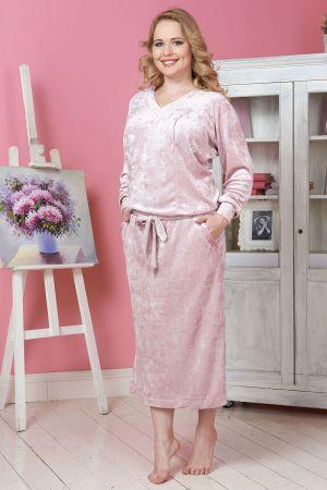 Домашнее платье для беременных Эльба-1