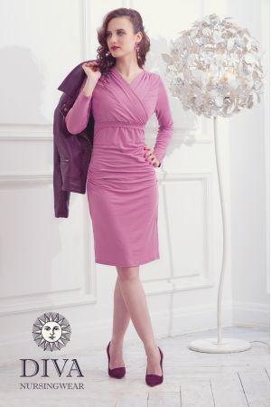 Платье для беременных Diva Nursingwear Lucia, цвет Antico