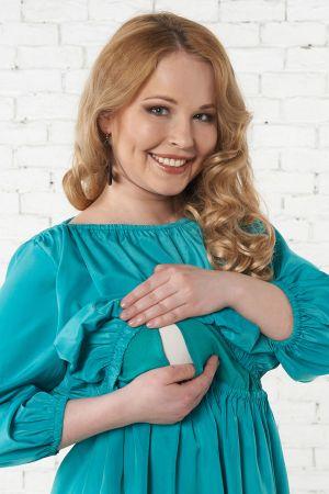 """Платье для беременных и кормящих """"Виагранде-1"""" Bambinomania"""