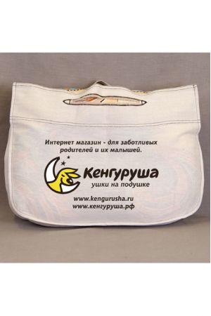 """Подушка для кормления Кенгуруша """"Каникулы-Греция"""""""