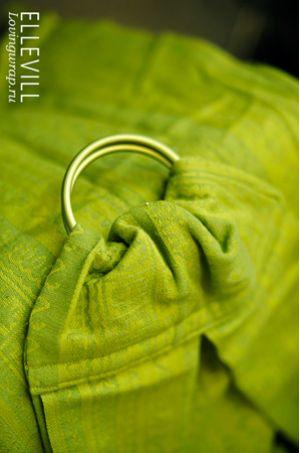 Слинг с кольцами Ellevill Zara Fresh
