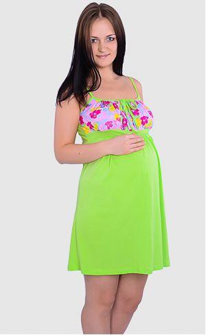 Ночная рубашка для беременных