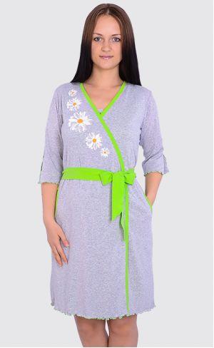 Комплект сорочка и халат для беременных